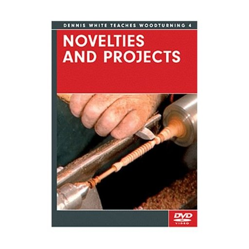 View a Larger Image of Novelties and Projects - DVD