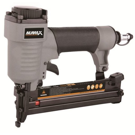 "View a Larger Image of Numax 1-1/4"" Narrow Crown Stapler, 18 gauge, Model SST9032"