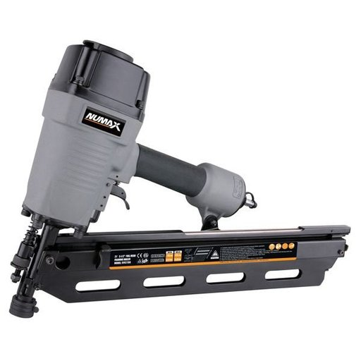 View a Larger Image of Numax 21 Degree Full Head Framing Nailer, Model SFR2190