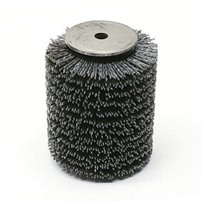 Nylon Abrasive Bristle Wheel Attachment for Porter Cable Restorer