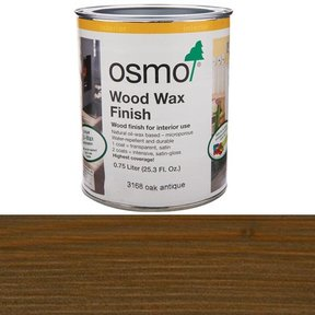 Wood Wax Oak Antique 3168 .75 l