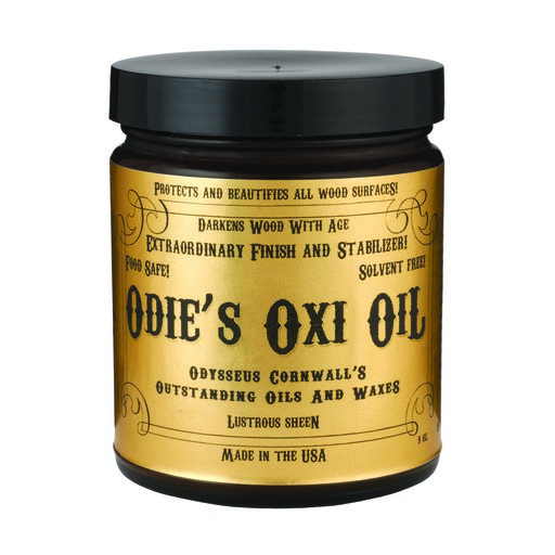 View a Larger Image of Odie's Oxi Oil 9oz