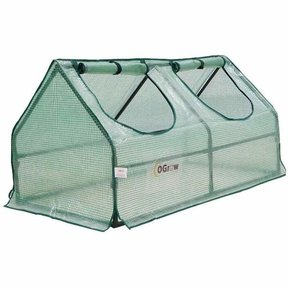 Compact Outdoor Seed Starter Greenhouse Cloche