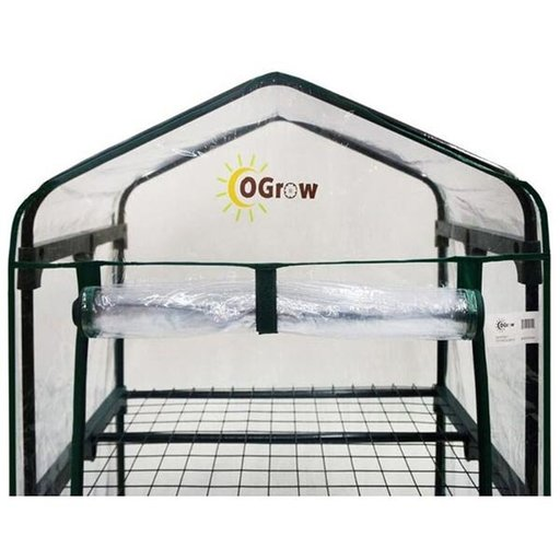 View a Larger Image of Ultra-Deluxe 4 Tier, Portable Bloomhouse