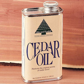 Oil Of Cedar Wood Finish, 8-oz