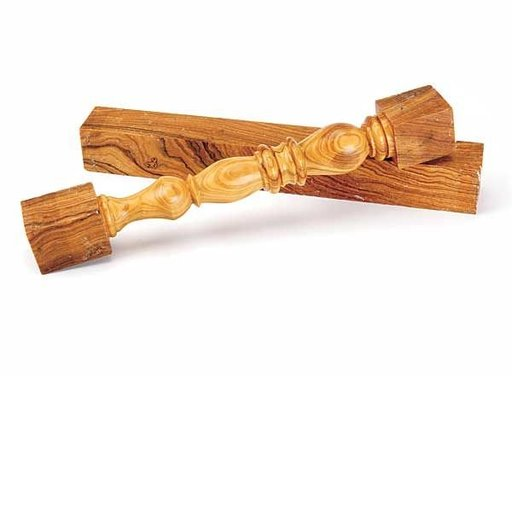 """View a Larger Image of Olivewood 3"""" x 3"""" x 12"""""""