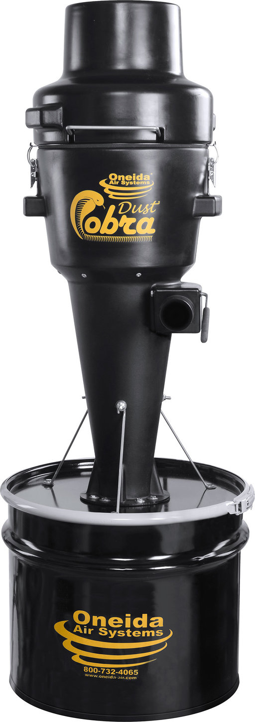 View a Larger Image of Dust Cobra HEPA Dust Extractor