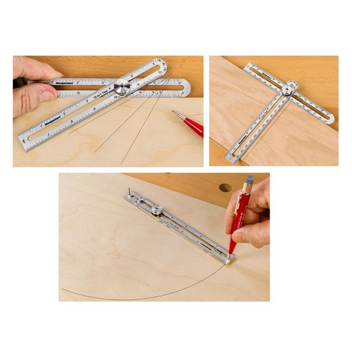 View a Larger Image of OneTime Tool 12-in-1 Tool, Inch