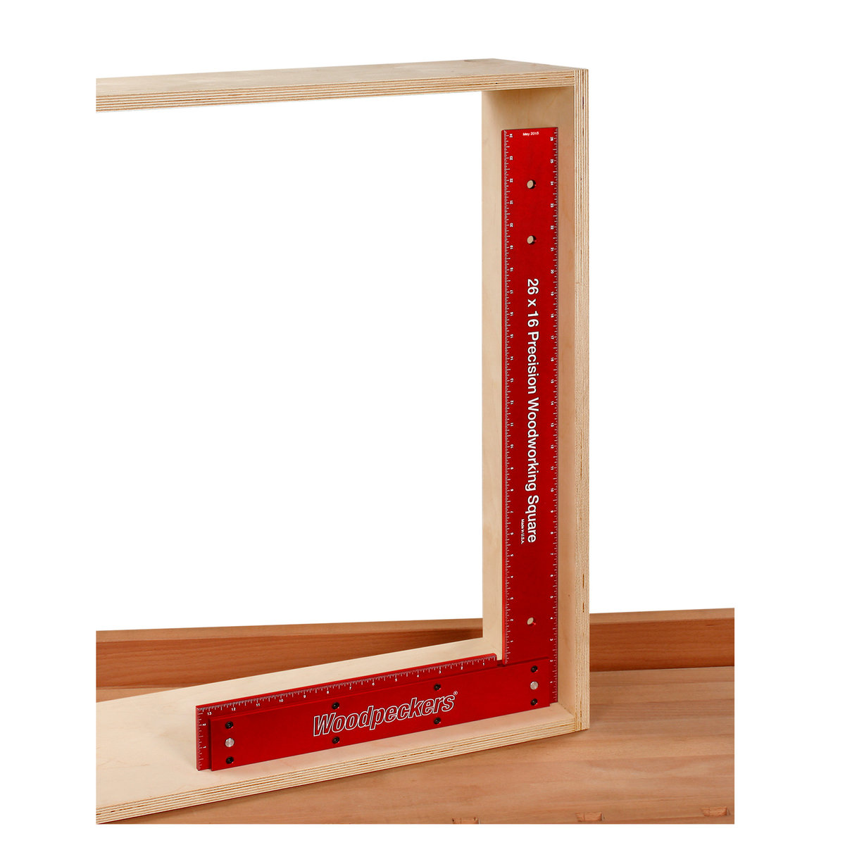 Woodpeckers Onetime Tool 18 Precision Square Squarer View A Larger Image Of
