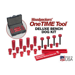 OneTIME Tool 20mm Deluxe Bench Dog Kit With Systainer