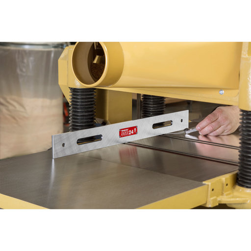View a Larger Image of OneTIME Tool 24-inch SSE Steel Straight Edge