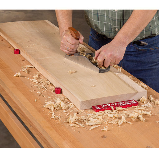 "View a Larger Image of OneTIME Tool 3/4"" Deluxe Bench Dog Kit"