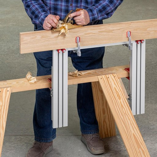 "View a Larger Image of OneTime Tool 32"" Bridge for Vise-Less Work Support"