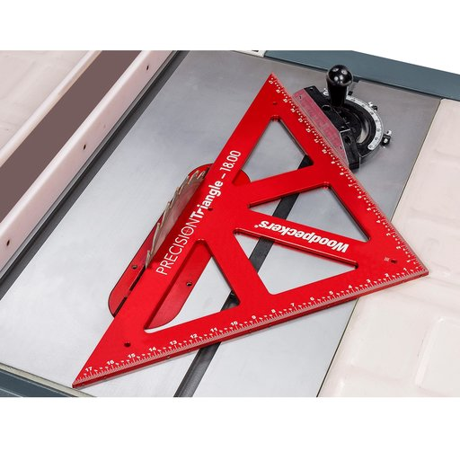 View a Larger Image of OneTime Tool 450mm Precision Triangle