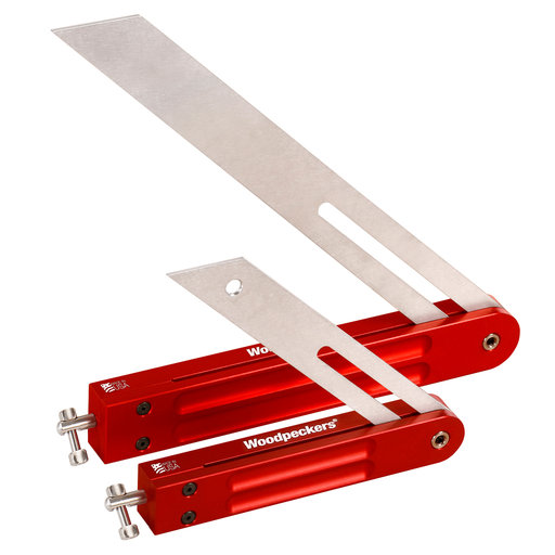 View a Larger Image of OneTime Tool Deluxe Bevel Square Set