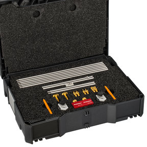OneTime Tool Deluxe Modular Bar Gauge System w/ Systainer