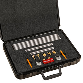 OneTime Tool Deluxe Modular Bar Gauge System w/ WPK Case