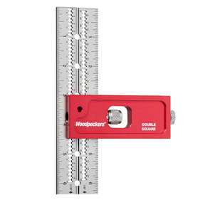 "OneTime Tool Double Square Standard 6"" Blade"
