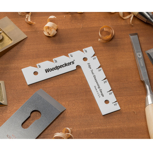 View a Larger Image of OneTIME Tool Edge Tool Sharpening Gauge