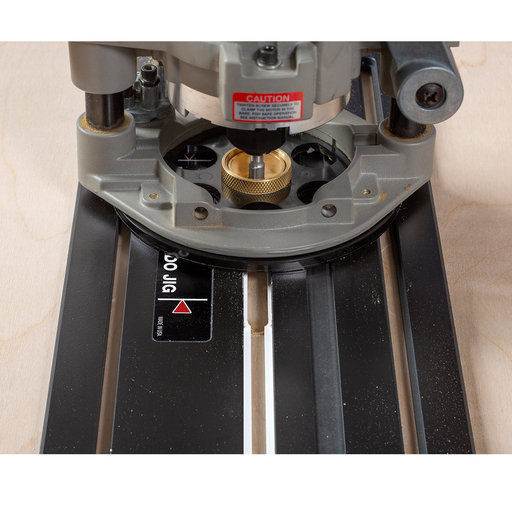View a Larger Image of OneTime Tool Exact Width Dado Jig Edge Guide - 3 Pairs