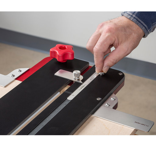 View a Larger Image of OneTime Tool Exact Width Dado Jig Zero Clearance Block - 3 Pairs