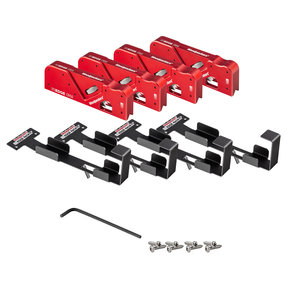 "OneTime Tool EZ-Edge Corner Planes with 1/8"", 3/16"", 1/4"" Radius Blades and 45 Degree Chamfer Blade"