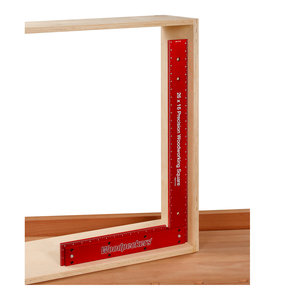 OneTIME Tool Imperial Precision Square Set With Case