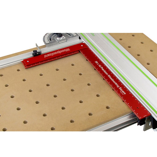 View a Larger Image of OneTIME Tool Imperial Precision Square Set With Case