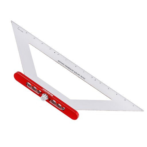 View a Larger Image of OneTime Tool Large Dual Miter Scribing Gauge, Inch