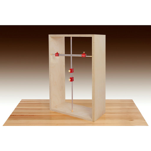 View a Larger Image of OneTIME Tool Modular Bar Gauge System In Woodpeckers Case