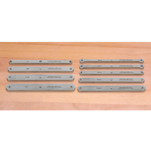 View a Larger Image of OneTime Tool MT Deluxe Center Gauge  & Doweling Jig Kit