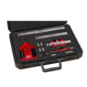 OneTIME Tool Odd Job Metric Set In Woodpeckers Case