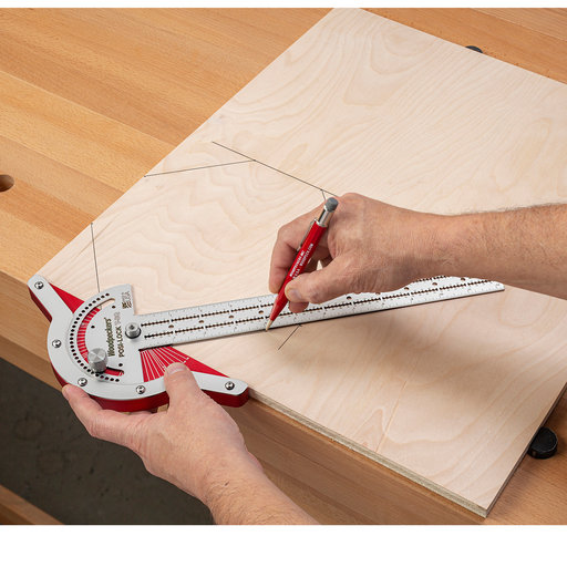 View a Larger Image of OneTime Tool Posi-Lock T-Square 36 inch