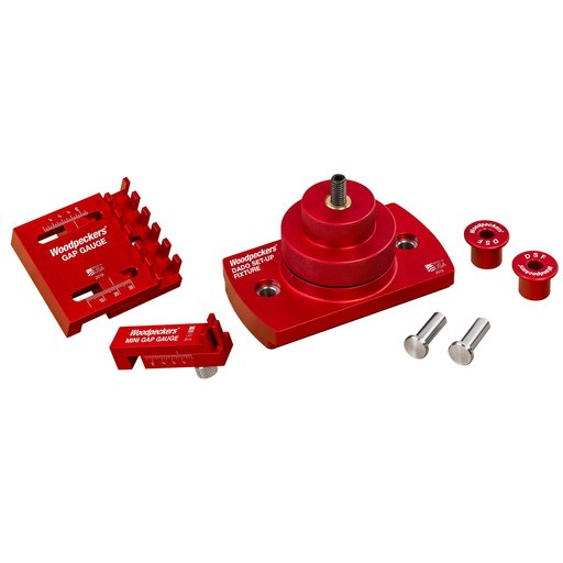"""View a Larger Image of OneTime Tool Setup Fixture 5/8"""" Arbor Deluxe Kit"""