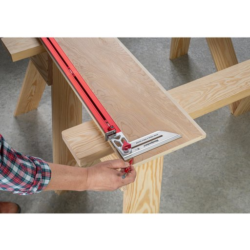 View a Larger Image of OneTime Tool Stair Tread & Shelf Gauge w/ Systainer
