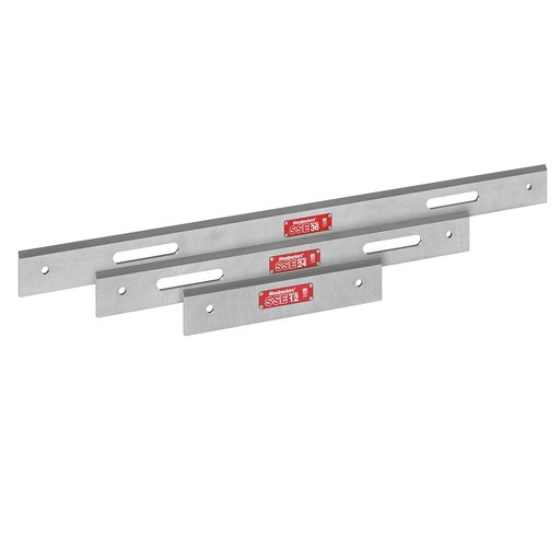 View a Larger Image of OneTime Tool Steel Straight Edge, 1 Bevel-Set
