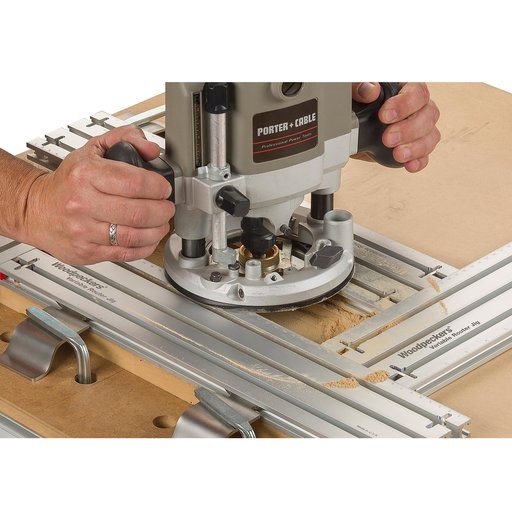 View a Larger Image of OneTime Tool Variable Router Jig