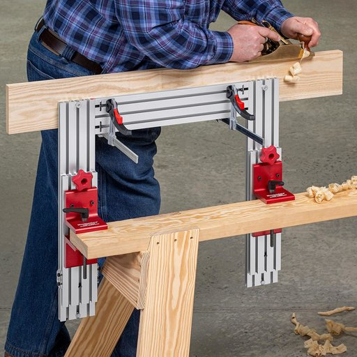 View a Larger Image of OneTime Tool Vise-Less Work Support System