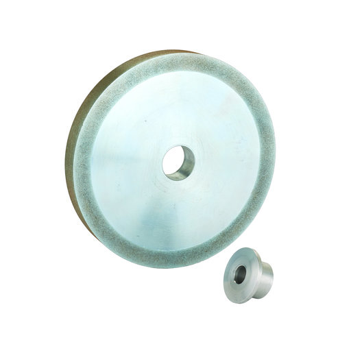 "View a Larger Image of 8"" x 1"" CBN Grinding Wheel for 8"" Slow-Speed Grinders"