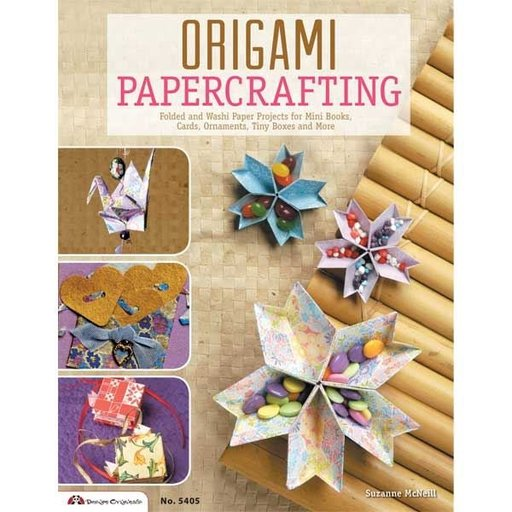 View a Larger Image of Origami Papercrafting