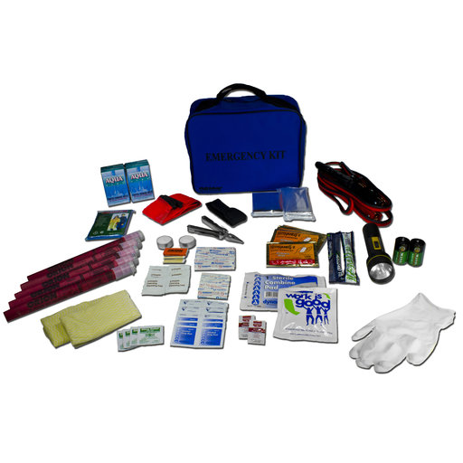 "View a Larger Image of Deluxe ""5"" Flare Roadside Kit"