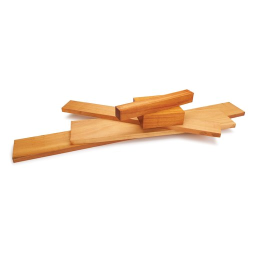 """View a Larger Image of Osage Orange 3/4"""" x 4"""" x 24"""" Dimensioned Wood"""