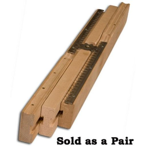 "View a Larger Image of 26"" Equalizer Table Slide Pair, 25-1/2"" opening, Model 9050M"