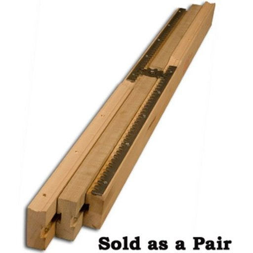 "View a Larger Image of 38"" Equalizer Table Slide Pair, 37"" opening, Model 9051M"