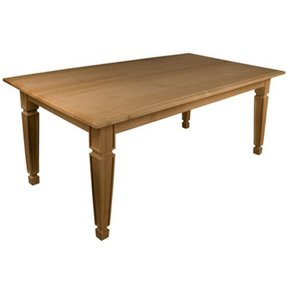 Red Oak Mission Dining Table Kit, Model 50002O