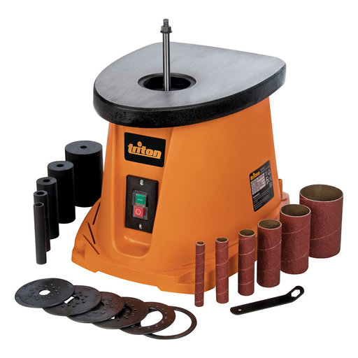 View a Larger Image of Oscillating Spindle Sander