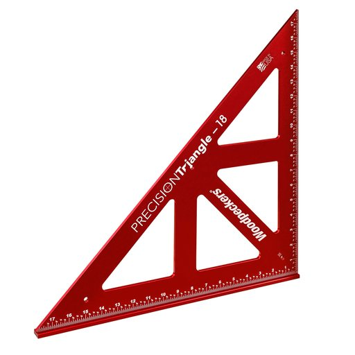 "View a Larger Image of OneTime Tool 18"" PRECISION TRIANGLE - NO CASE"