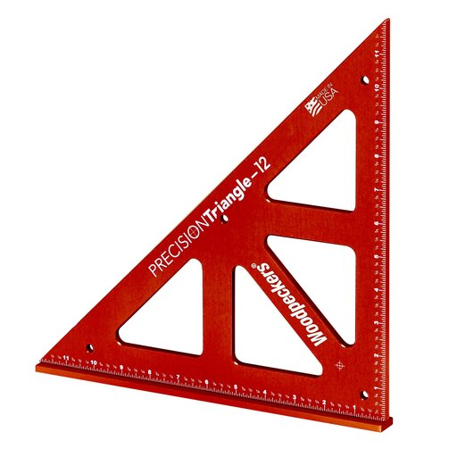 View a Larger Image of OneTime Tool 300mm PRECISION TRIANGLE - NO CASE