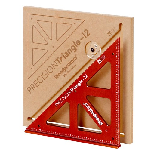 View a Larger Image of OneTime Tool 300mm PRECISION TRIANGLE - WITH CASE