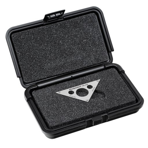 View a Larger Image of OTT 45/90 SS Gauge Block With Case